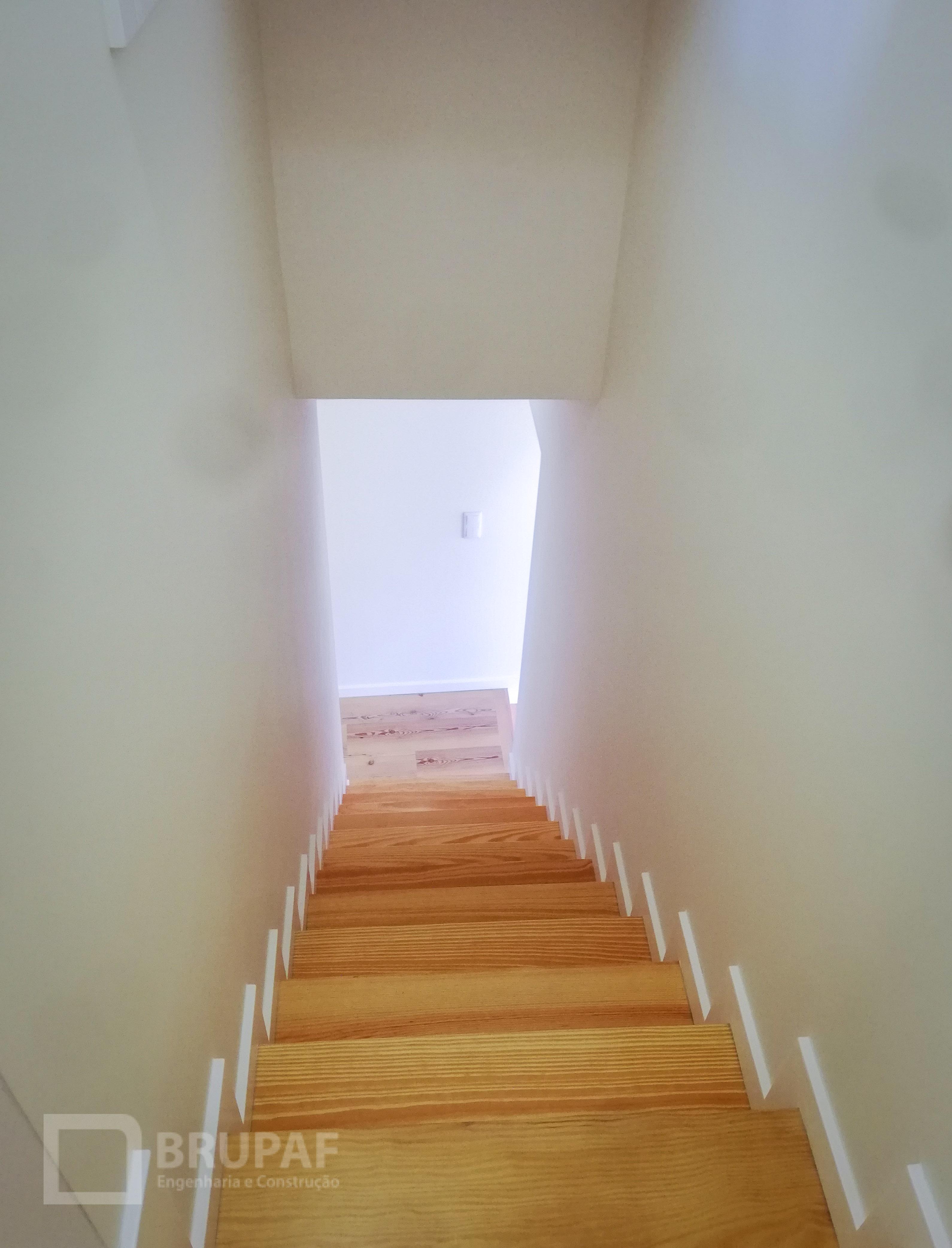Escadaria - Depois